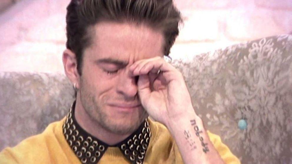 Pelayo termina llorando tras su último fracaso en 'Cámbiame'