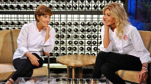 'Masterchef' recupera a Anabel Alonso y Bibiana Fernández por un día