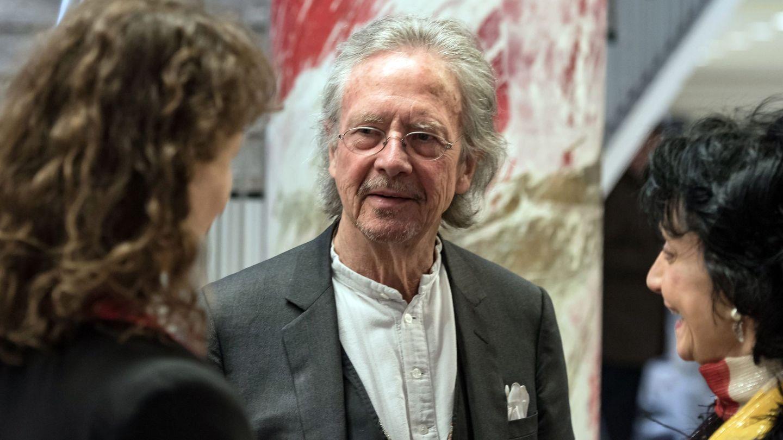 Peter Handke. (EFE)