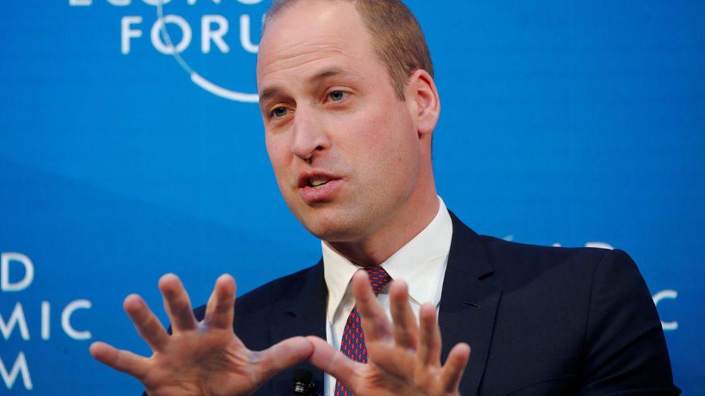 Foto: Guillermo en Davos. (Reuters)