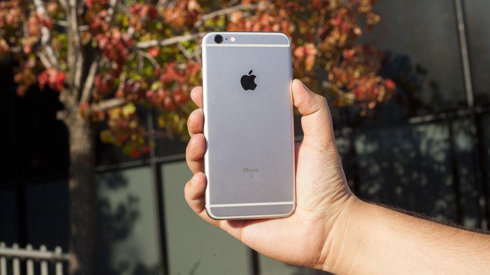 Foto: iPhone 6s Plus (Foto: Enrique Villarino/El Confidencial)