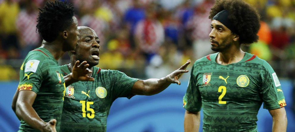 Foto: Los equipos africanos volvieron a demostrar su interés por lo económico en lugar de por lo deportivo.