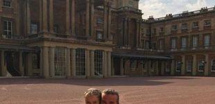 Post de La celebración 'vip' del cumpleaños de Harper Beckham en Buckingham