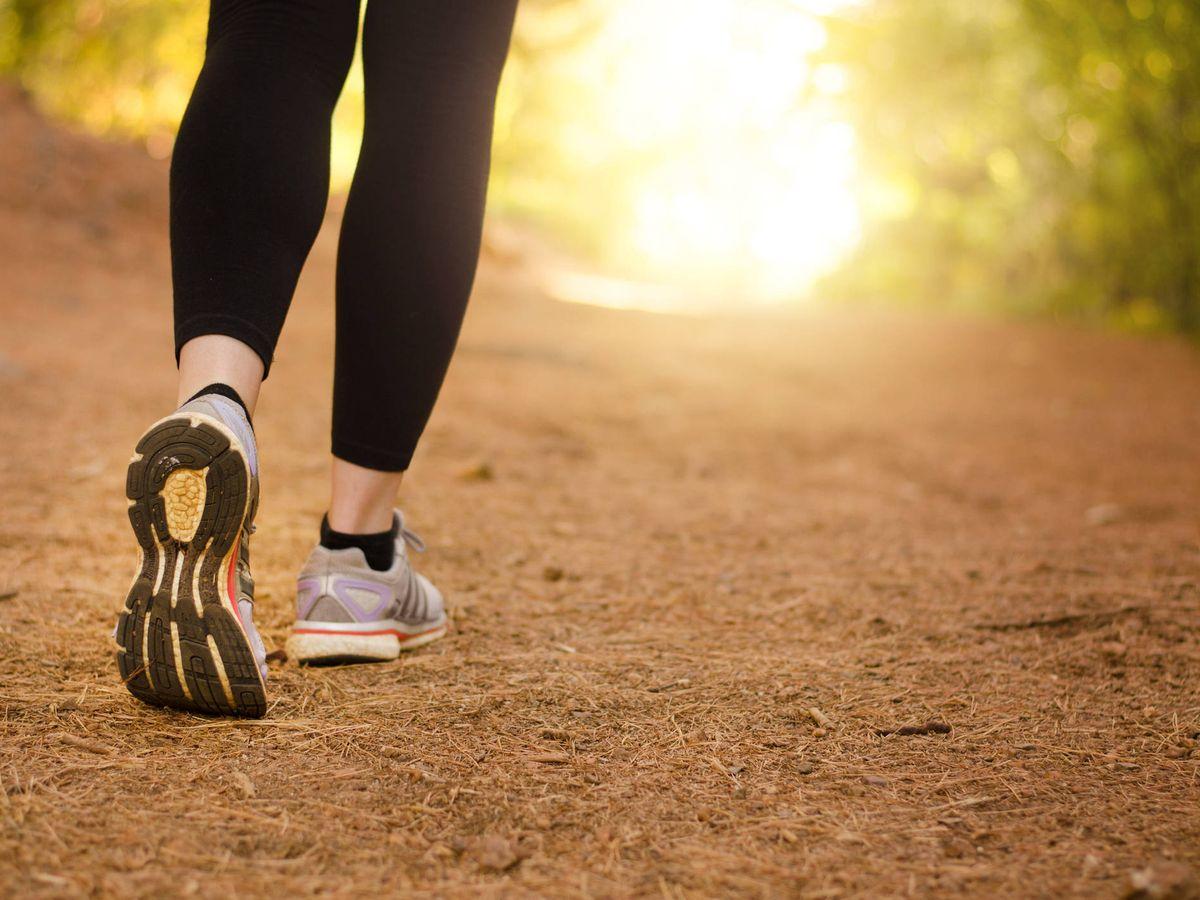 Salud: Por qué las largas caminatas cambiarán tu vida y te pondrán en forma