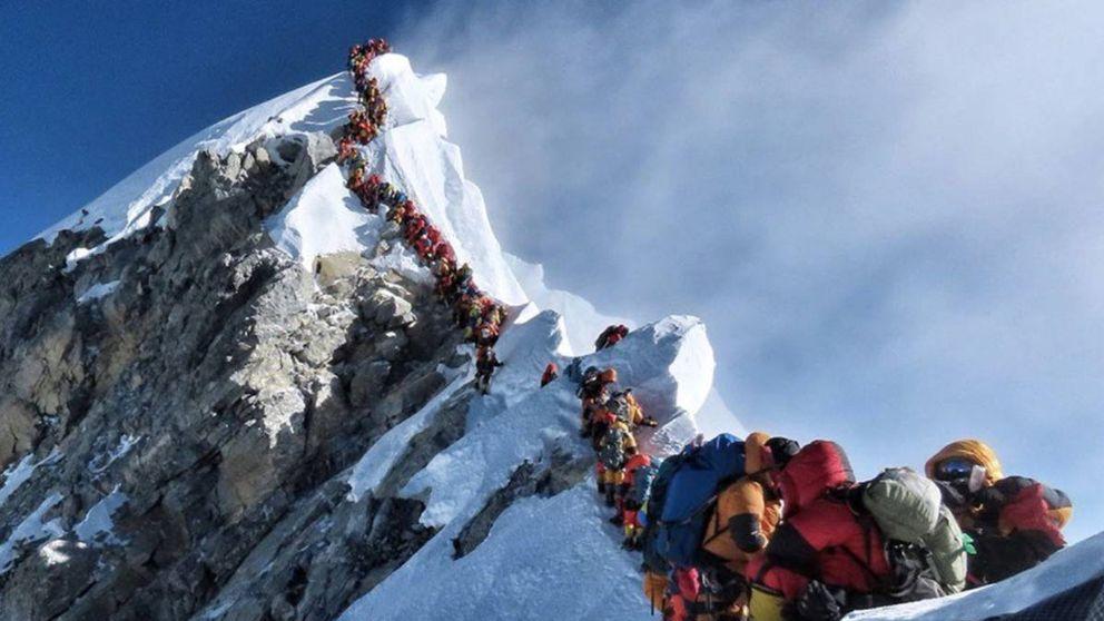 Tu cuñado también sube el Everest