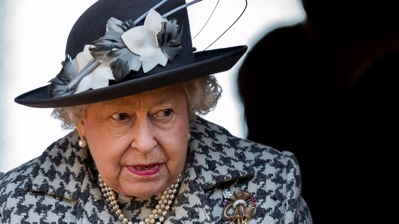 Isabel II. (EFE)