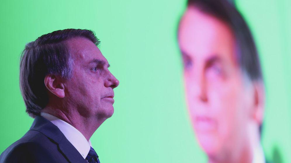 Foto: El presidente brasileño Jair Bolsonaro. (EFE)