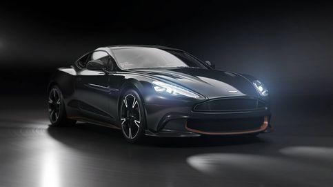 Aston Martin prepara la despedida del mítico Vanquish