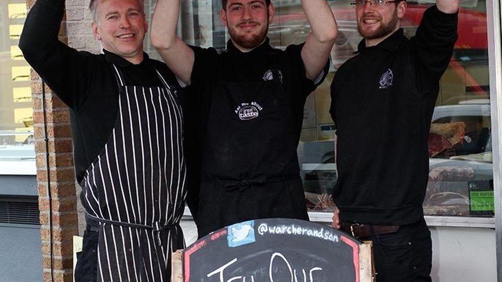 La 'Leicestermanía' llega hasta las carnicerías con la salchicha 'Ranieri'