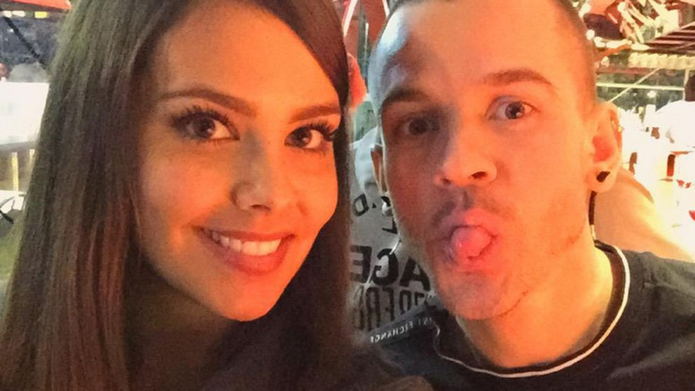 Cristina Pedroche y David Muñoz, cena 'romántica' con hule y platos de plástico