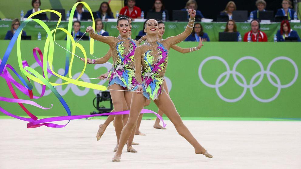 Sigue en directo los Juegos Olímpicos de Río 2016: gimnasia rítmica