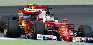 Post de Ferrari, como ese galeón desarbolado que necesita escapar de la tormenta