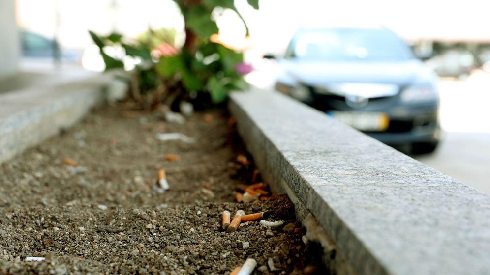 Foto: Las colillas son un problema de primer orden en todo el mundo
