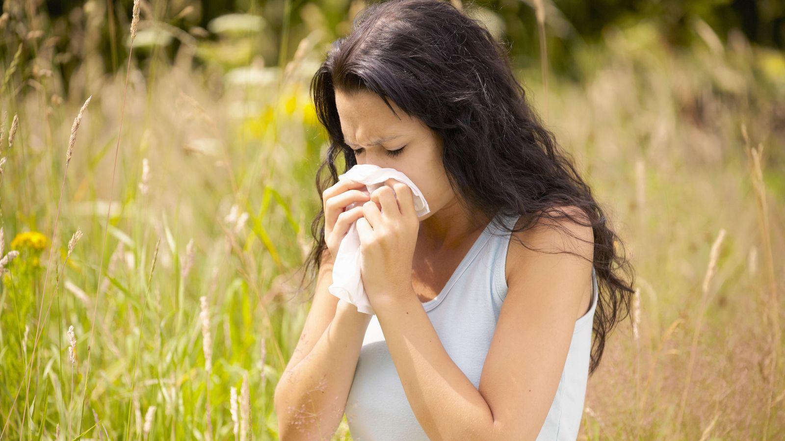 Foto: La alergia a las gramíneas causa estragos durante los primeros días de la primavera. (Corbis)