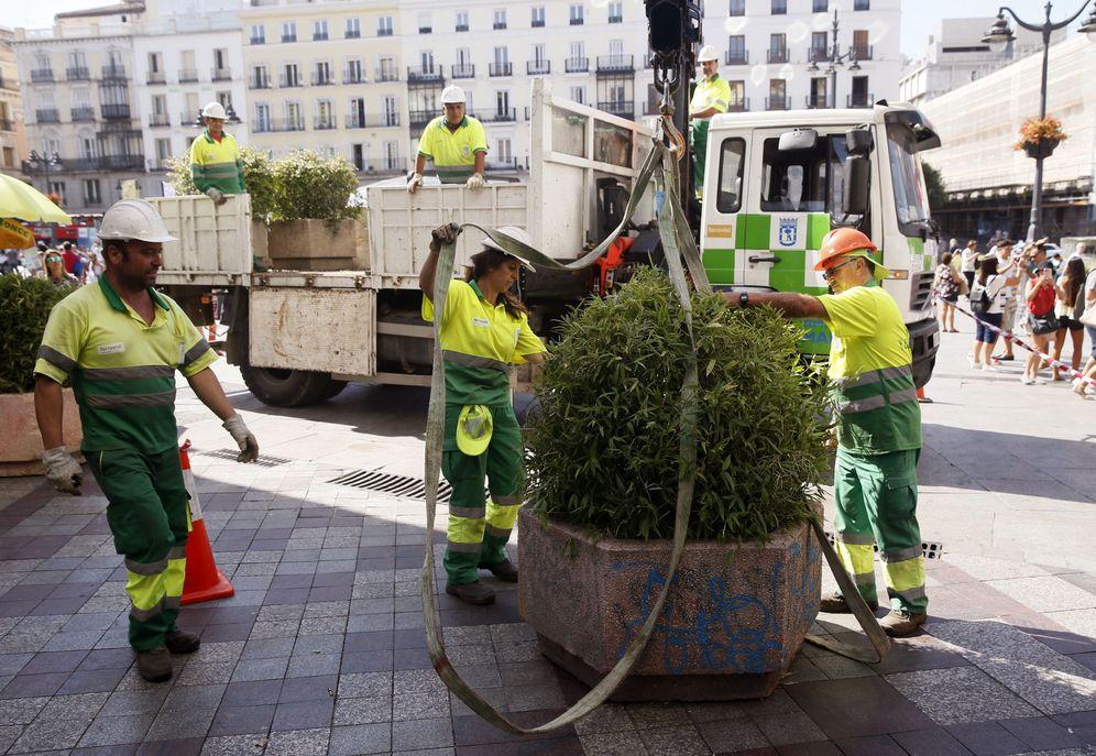 Foto: Los fabricantes de bolardos prevén un repunte de la demanda tras el atentado. (EFE)