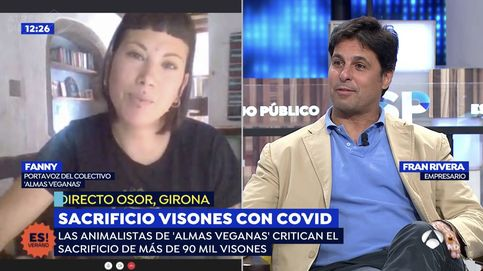 Fran Rivera, contra las cuerdas: Eres la vegüenza de España, asesino