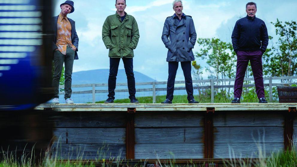 'Trainspotting 2': envejecemos, pero no dejamos de molar