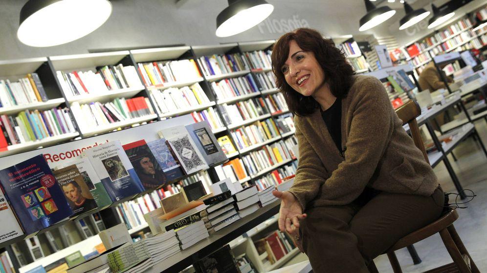 Foto: Elvira Lindo, Lucía Méndez... La mayoría de las que mujeres que leo en la prensa son brillantes