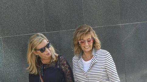 """Carmen Borrego sobre María Teresa: """"A mi madre se le va la vida con todo"""""""