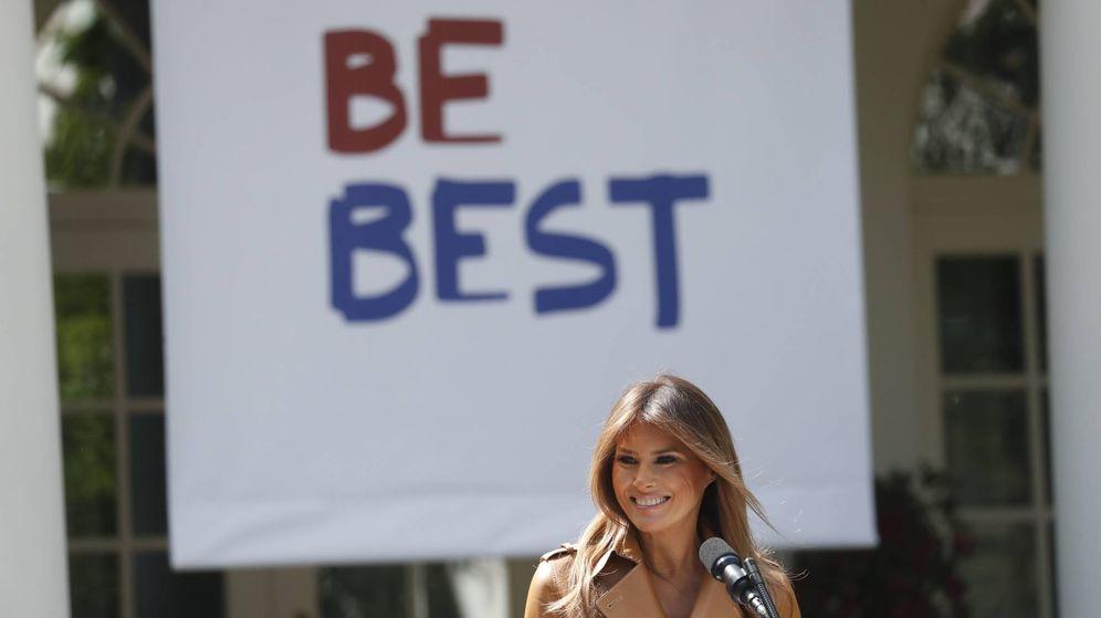 Foto: Melania Trump. (Gtres)