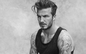 David Beckham se tatúa un minion para contentar a su hija Harper Seven
