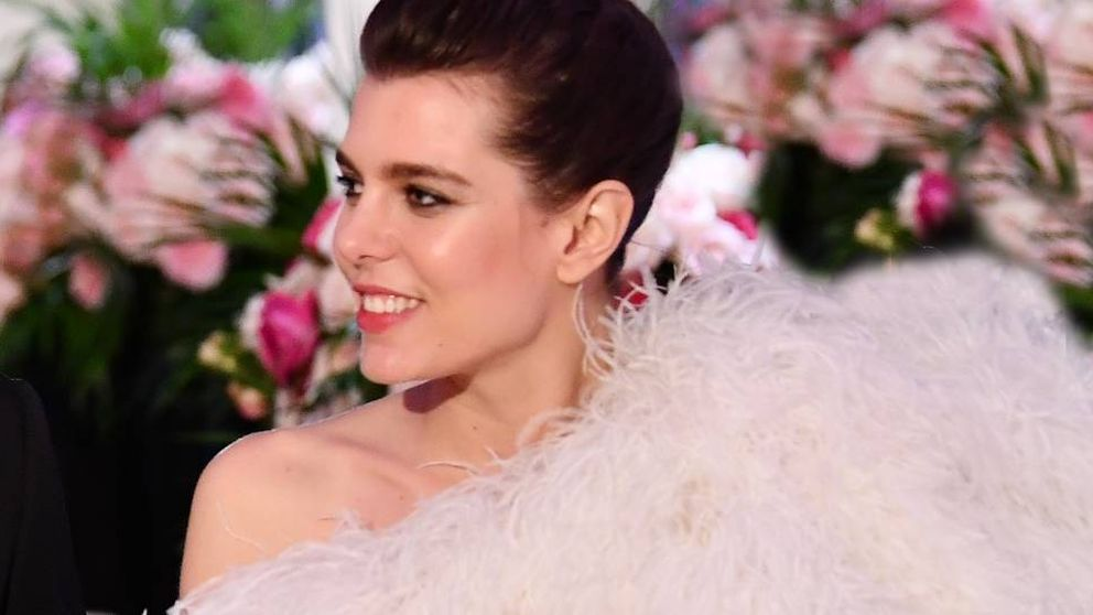 Cinco pistas sobre el vestido de novia de Carlota Casiraghi