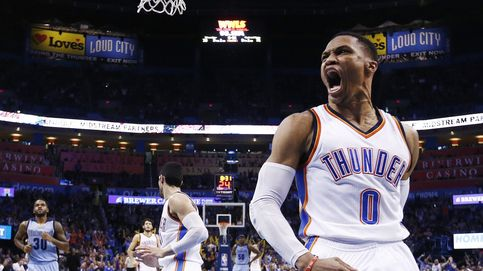 Más allá del triple doble: tres datos para rendirse ante el año bestial de Westbrook