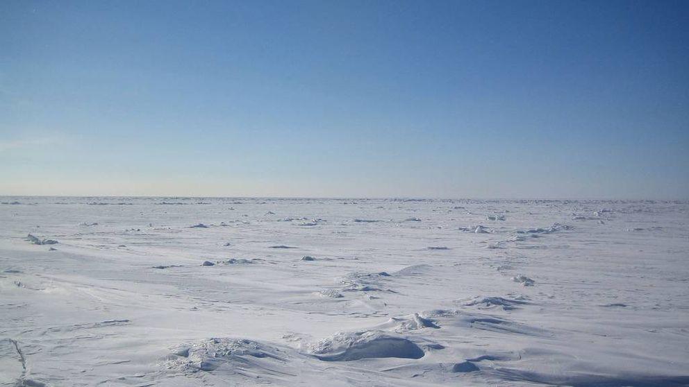 Hallan una importante fuente oculta de carbono en el Ártico