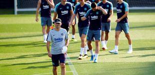 Post de La gira de saldo del Barcelona por EEUU en la que se ha colado Sergi Roberto