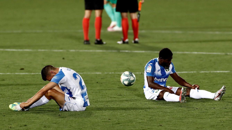Tenemos lo más importante para volver, la afición: el Leganés regresa a Segunda