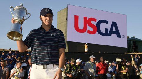 Jordan Spieth gana el US Open y se abre paso a codazos en la historia del golf
