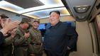 Kim Jong-un reconoce que las pruebas de misiles son una advertencia a EEUU