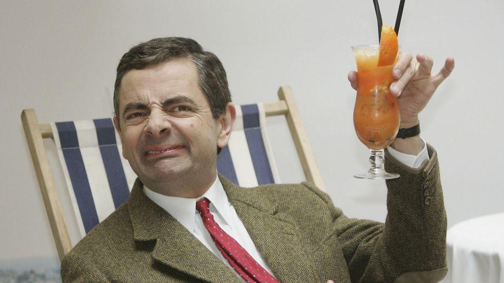 Foto: El británico más patoso, Mr. Bean, es uno de nuestros tontos favoritos.
