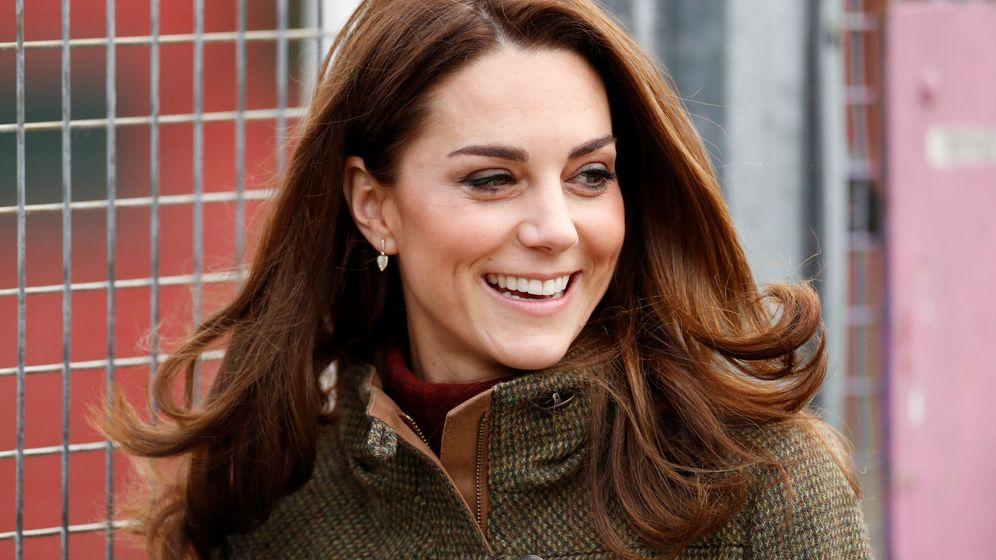 Foto: La duquesa de Cambridge. (Reuters)