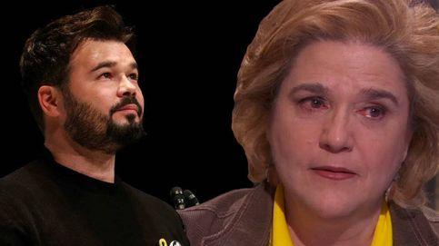 Revolución en TV3: Pilar Rahola pierde su espacio y zascas a Gabriel Rufián