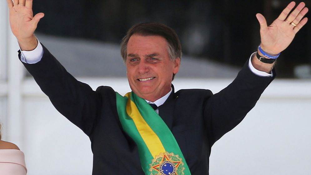 Foto: El presidente de Brasil, Jair Bolsonaro. (Reuters)