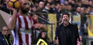 Post de El desgaste que pone en serio peligro el menguado contrato de Simeone