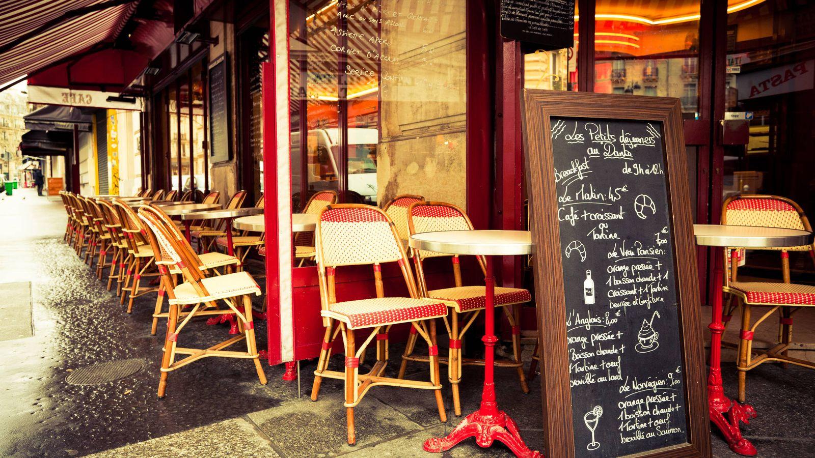 Foto: Café típico de parís. (iStock)