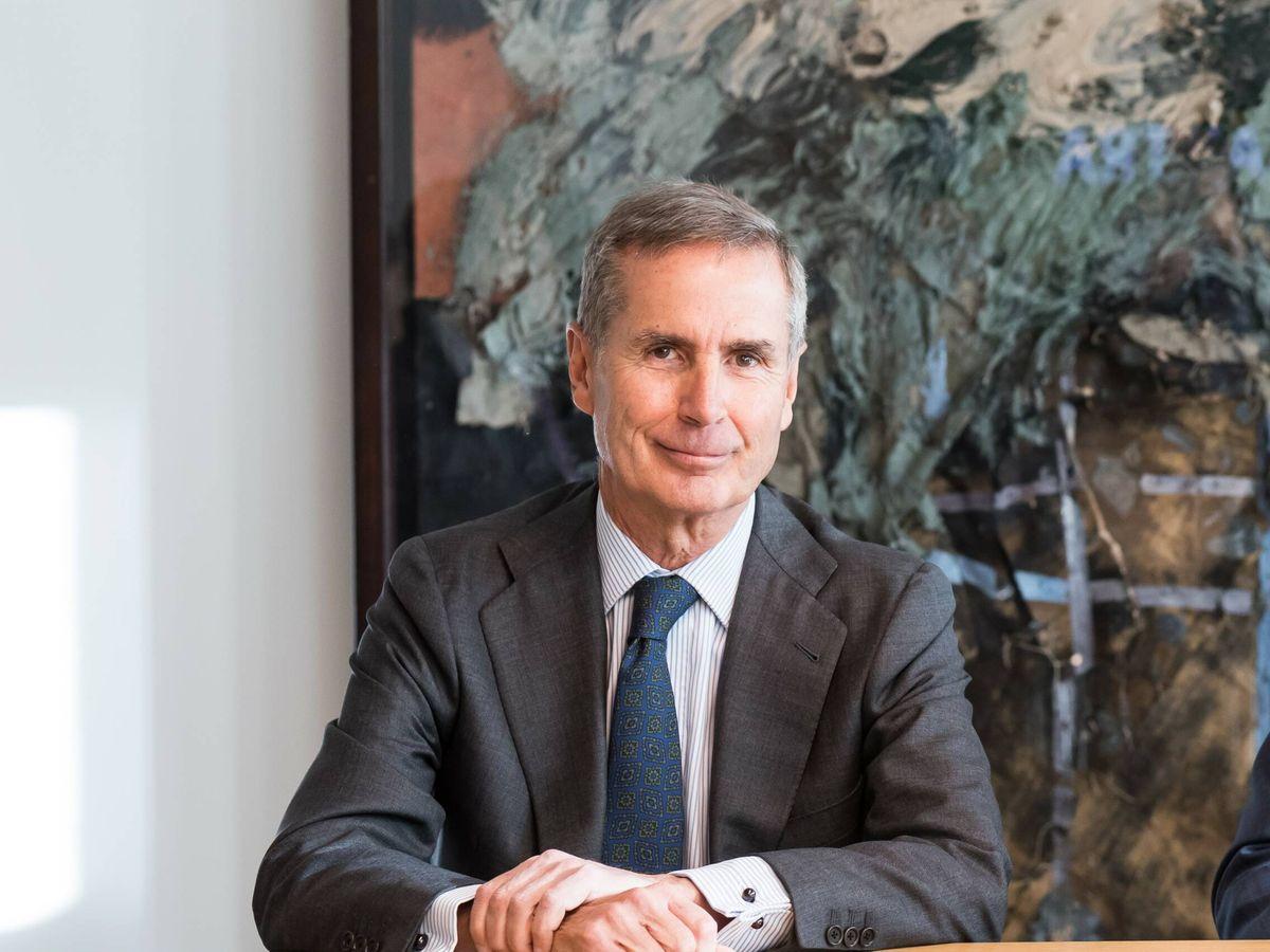 Foto: Santiago Eguidazu, fundador de Alantra. (Alantra)
