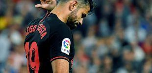 Post de El motivo del bajonazo de Diego Costa en el Atlético de Madrid (y cómo buscar un fichaje)