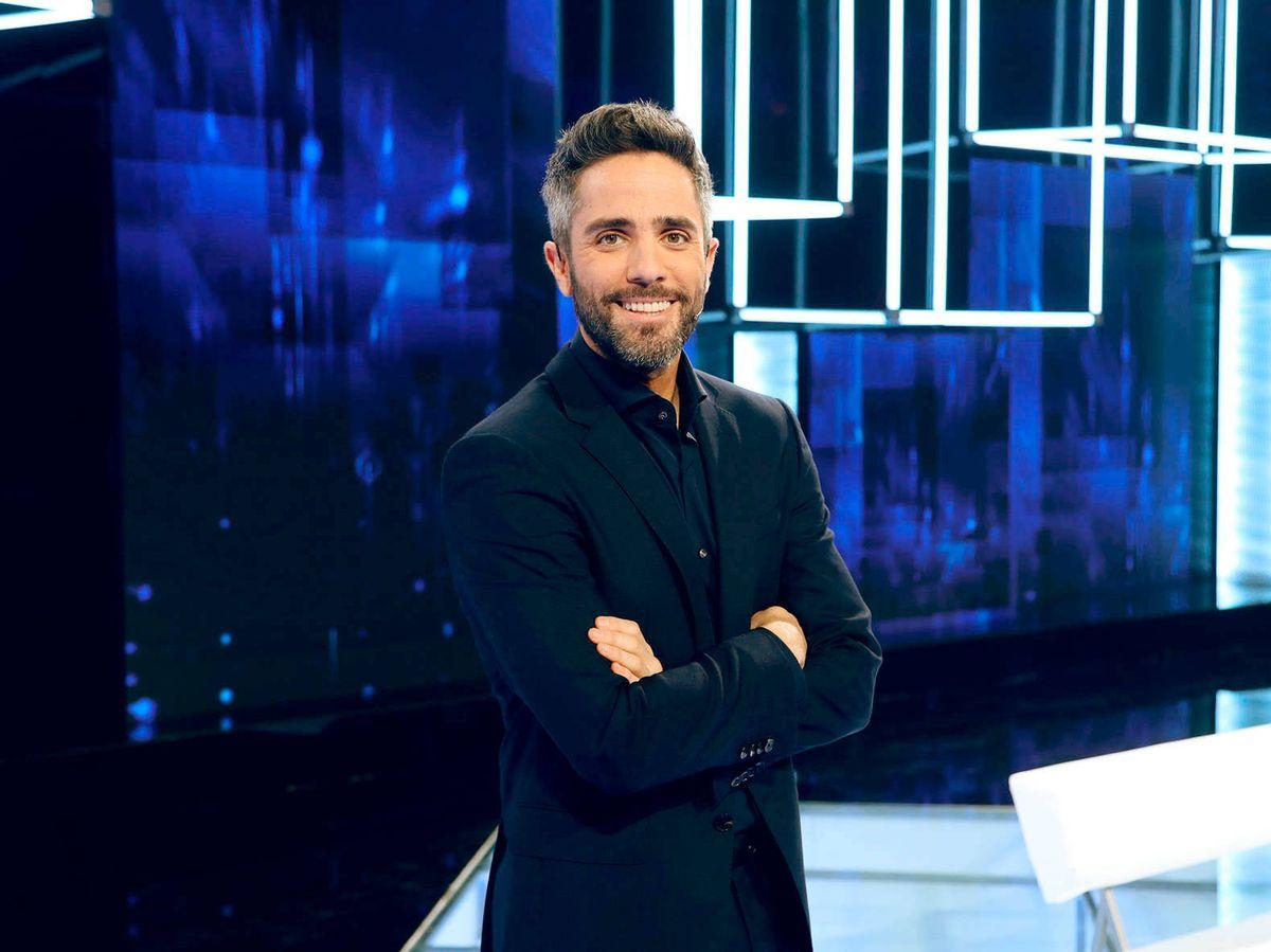 Foto: El presentador Roberto Leal. (Jose Irún, TVE)