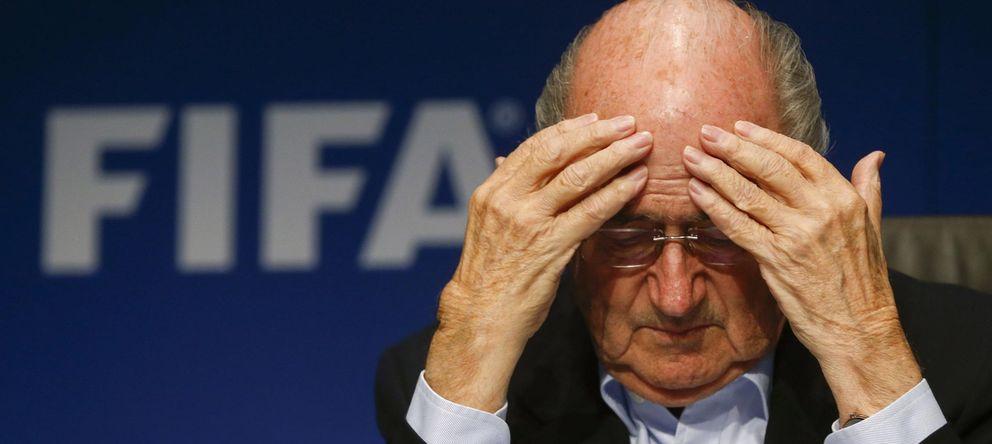 Foto: La FIFA aprueba que se publique el informe que investigó la elección de Rusia y Qatar.