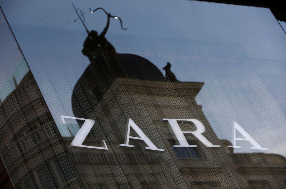 Foto: Imagen de una tienda de Zara en Madrid. (Reuters)