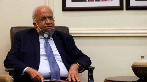 Muere por covid el negociador jefe palestino y secretario de la OLP Saeb Erekat