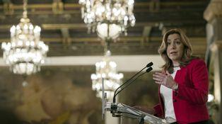 Los susanistas se conjuran para abortar 'terceras vías' en el PSOE