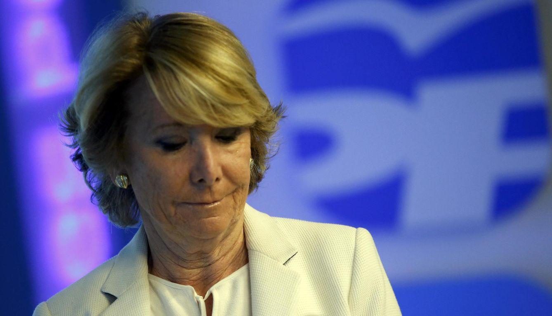 Esperanza Aguirre. (Reuters)