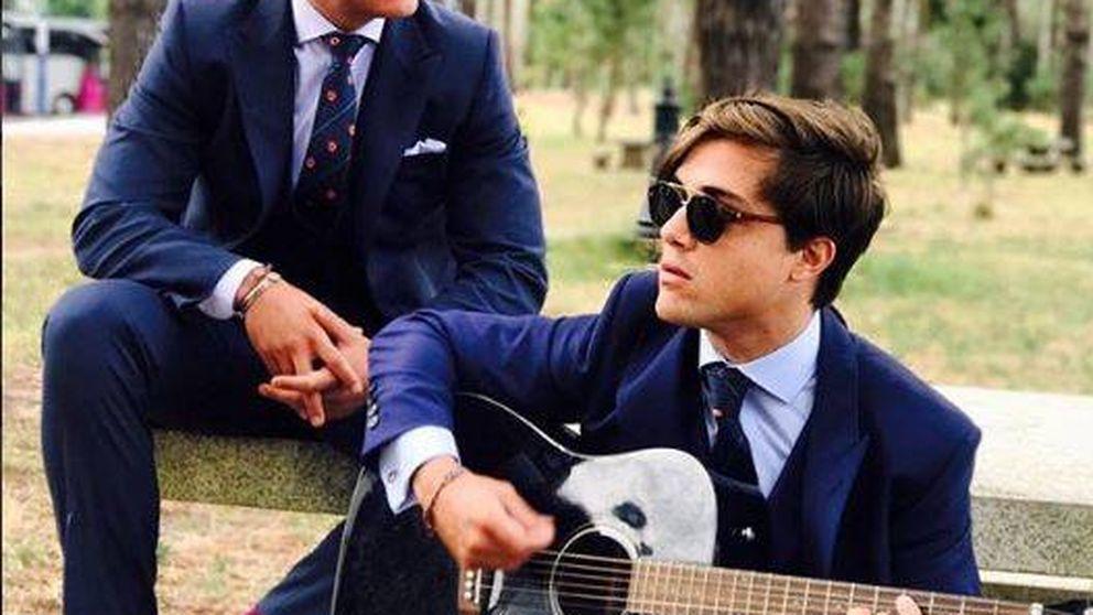 Modo Avión, el polémico nombre de la banda musical del hijo de Federico Trillo