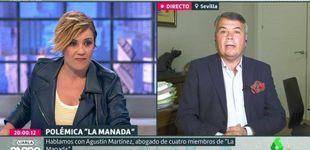 Post de El abogado de La Manada, a Pardo: