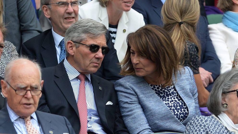 Mike y Carole Middleton reaparecen juntos al fin: ¿se acabó ya su crisis?