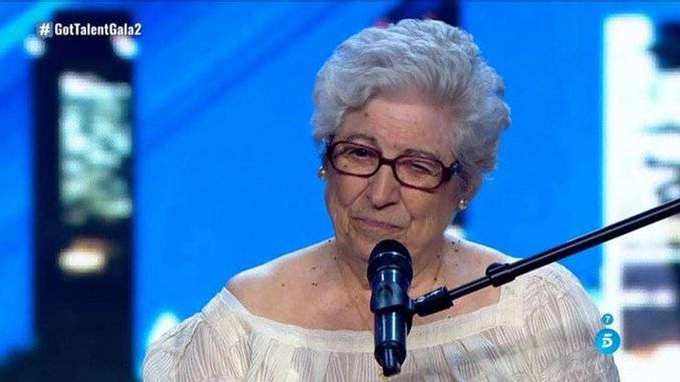 Asunción conmociona en 'Got Talent' con su poesía: Me ayuda a canalizar el dolor